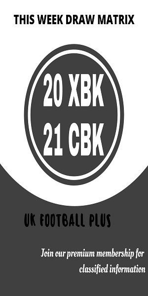 Wk 24 - Football pools draws