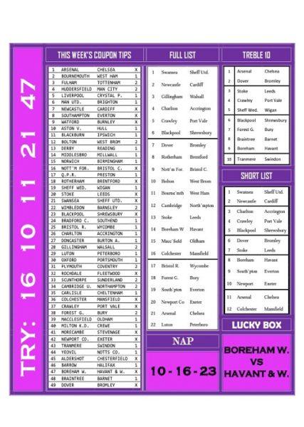 Week 28 Weekly 1.X.2 Matrix - Page 2